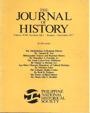E-Journal | The Journal of History vol  34-35, no  1-2 (1990)
